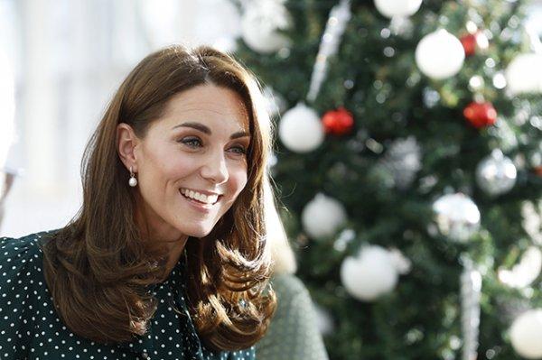 Герцогиня Кейт Миддлтон стала руководителем детской больницы в Лондоне