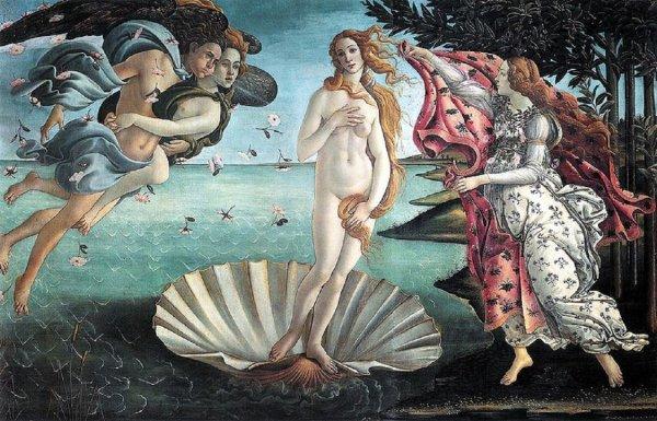 Впечатленный «Рождением Венеры» любитель искусства перенес сердечный приступ