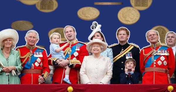 Эксперт по языку тела раскрыл истинные личности британских монархов