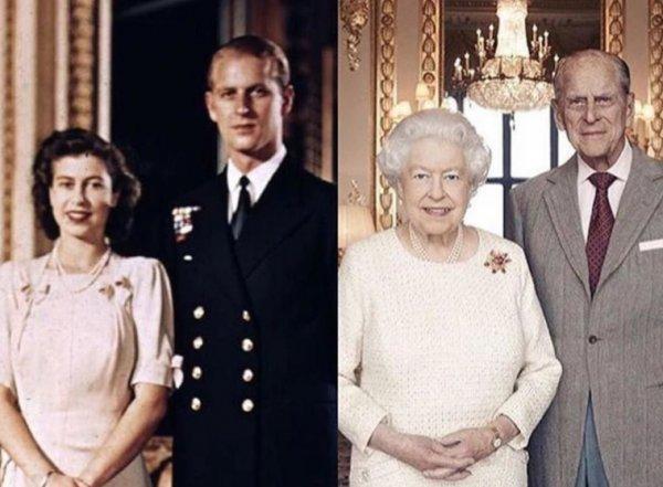 Поклонники переживают за здоровье 97-летнего мужа королевы Елизаветы