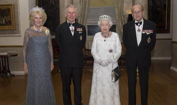 Британцы не хотят, чтобы после коронации принца Чарльза его жена стала королевой