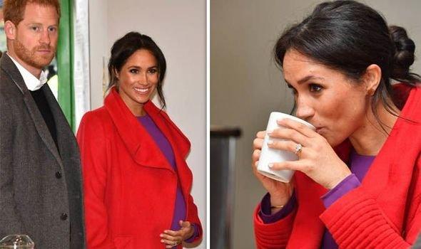 «Боится выкидыша?»: Беременная Меган Маркл полностью отказалась от кофеина – СМИ