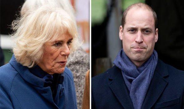 Снова скандал: Биограф рассказал о ссоре принца Уильяма с дочерью леди Камиллы