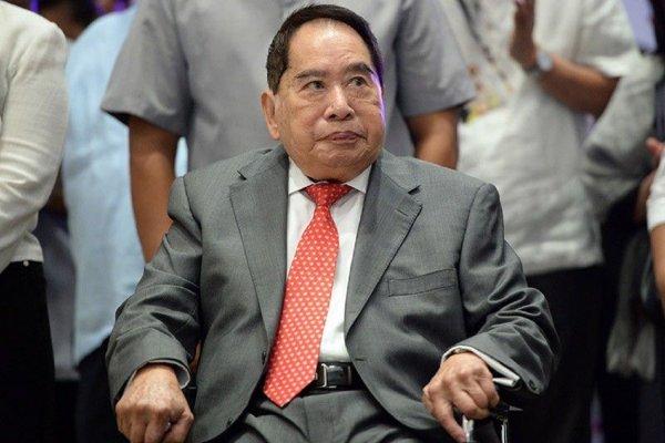 Ушел из жизни самый богатый гражданин Филиппин