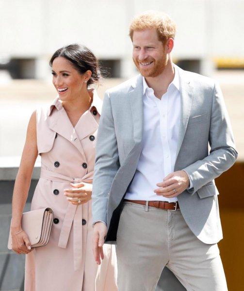 Отпуск дороже: Маркл и принц Гарри пропустили день рождения Миддлтон ради отдыха