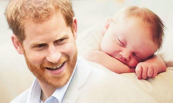 Ребенок Меган Маркл будет копией своего отца принца Гарри – астролог