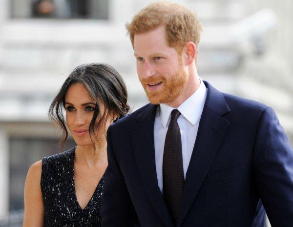 Западные СМИ рассекретили тайный профиль принца Гарри на Facebook
