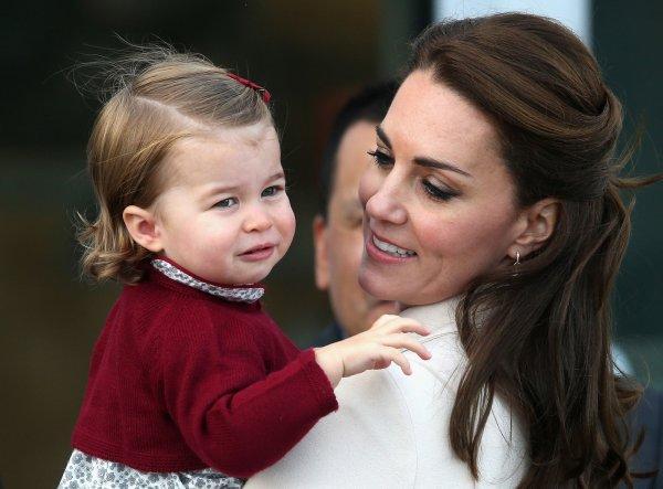 Кейт Миддлтон и принц Уильям выбрали школу для трехлетней принцессы Шарлотты