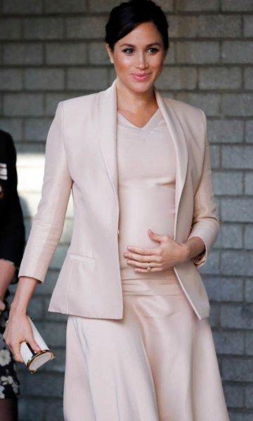 «Капризная» Меган Маркл получила признание от американского модельера