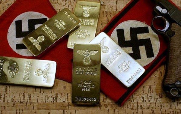 В Германии найден дневник с координатами потерянных сокровищ Третьего Рейха