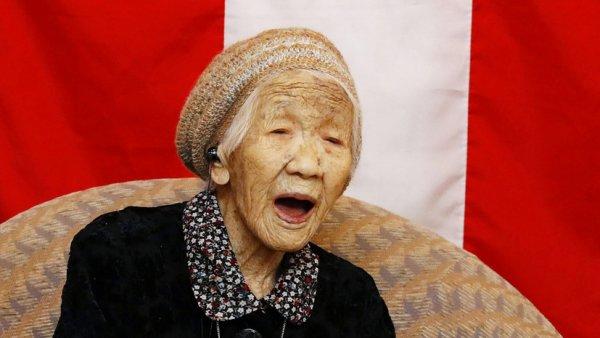 Японка признана самым старым человеком в мире