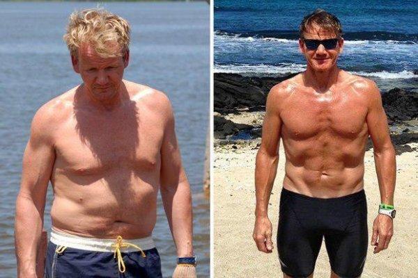 Потеря веса Гордона Рамзи: звезда MasterChef резко похудел из-за жены