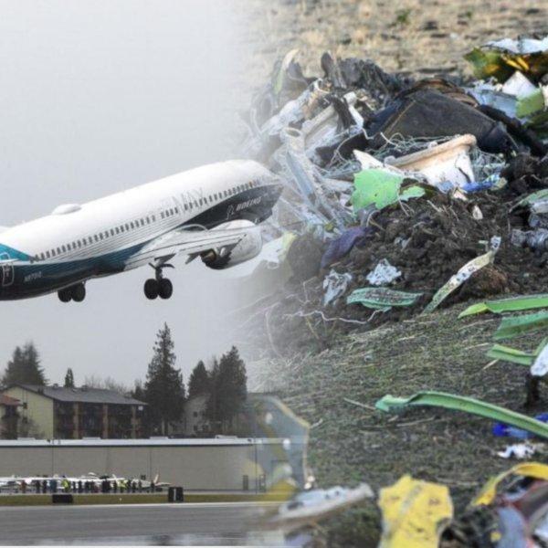 Европейские эксперты признали Boeing737MAX«безопасными»