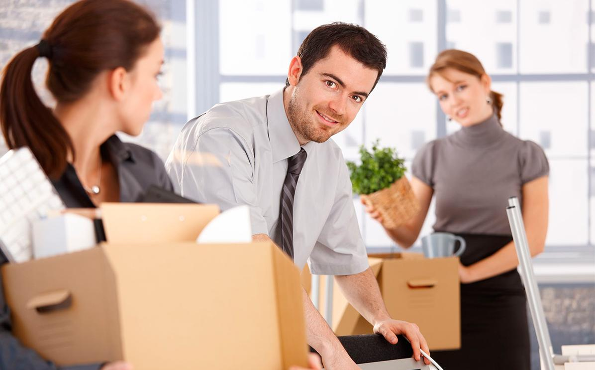 Офисный переезд без проблем: как быстрого и эффективно упаковать мебель и вещи