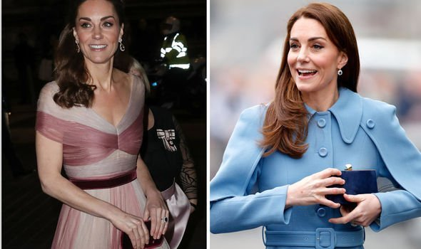 Королевские уловки: Кейт Миддлтон использует клатч, чтобы избежать рукопожатий с гостями