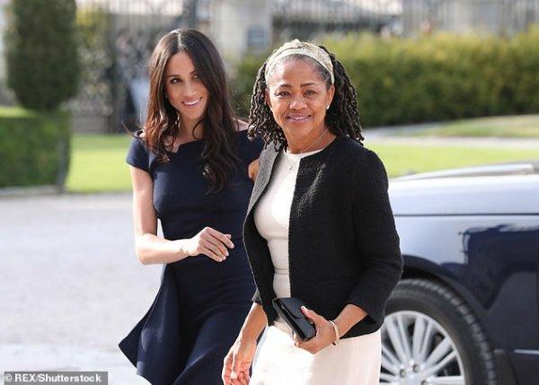 Наперекор королеве: Беременная Меган Маркл снова улетела из Лондона в США