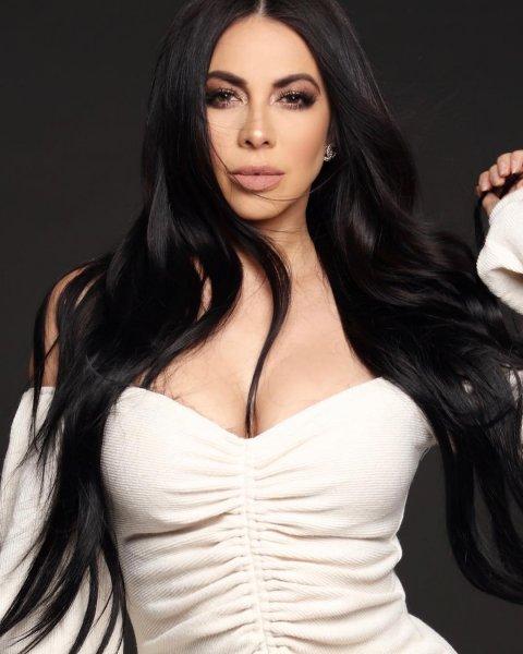 Ким в пролёте: Мексиканская Кардашьян «взорвала» Instagram